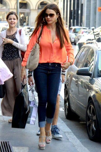 sofia vergara street style