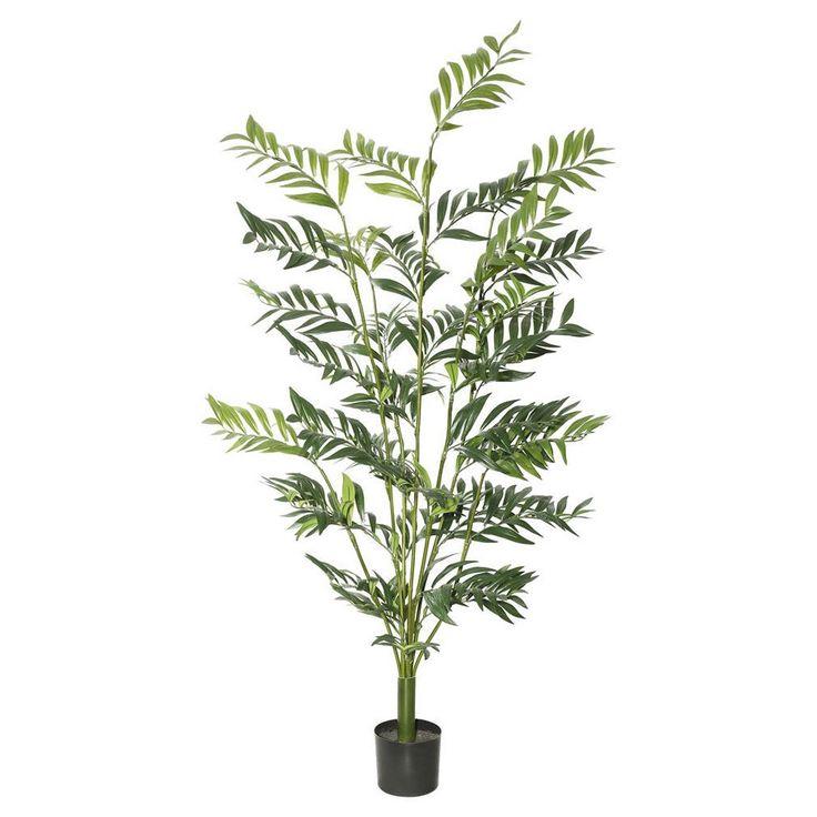 Artificial Robellini Palm (5') Green - Vickerman