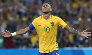 Football - Men's Tournament Gold Medal Match2016 Rio Olympics - Soccer - Final…