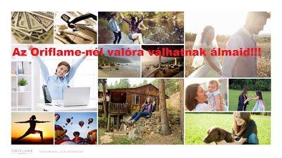 Oriflame Balatonfüred: Minden egy álommal kezdődik!