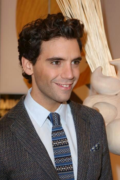 Mika for Swatch in Paris :)