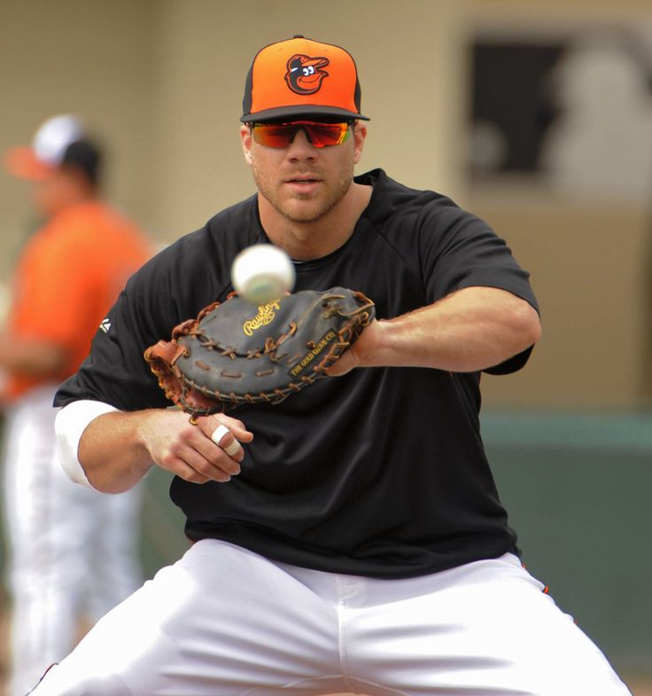 Chris Davis Orioles fi...