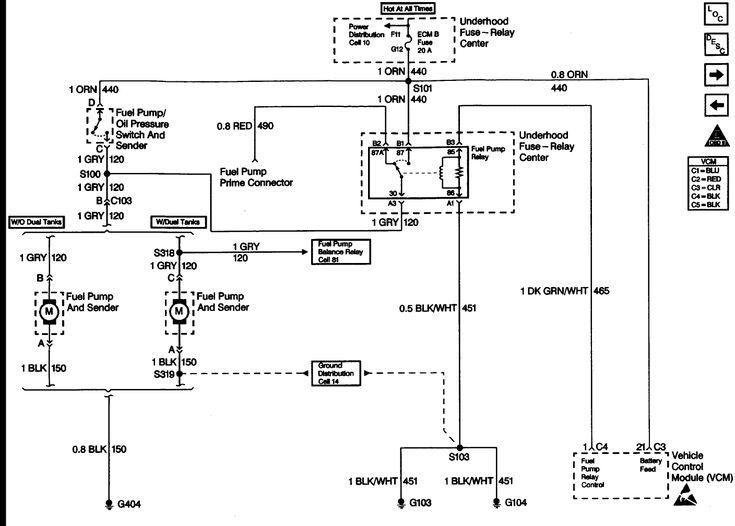 Fuel Pump Relay Wiring Diagram Agnitum Me And