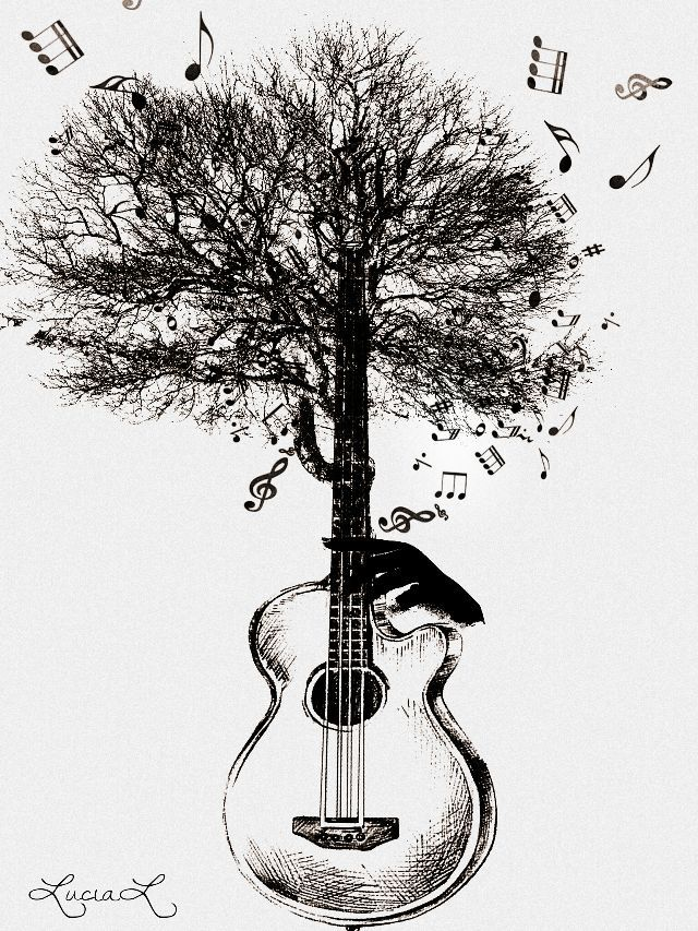 Best 25 Ukulele tattoo ideas on Pinterest Guitar art