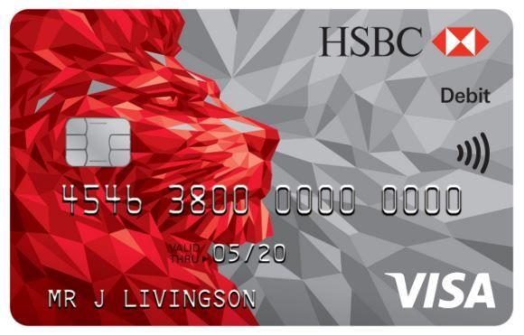 Activate Hsbc Debit Card 2019 Visa Gift Card Credit Card Online Debit Card