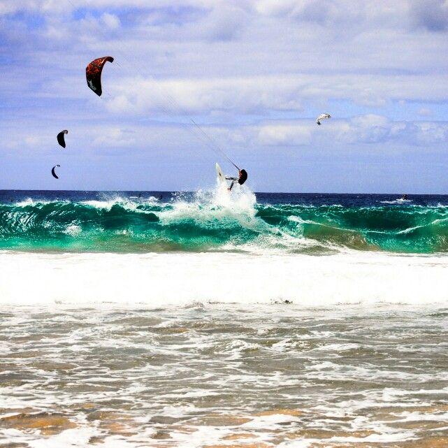 #kite en el paraíso, #Fuerteventura