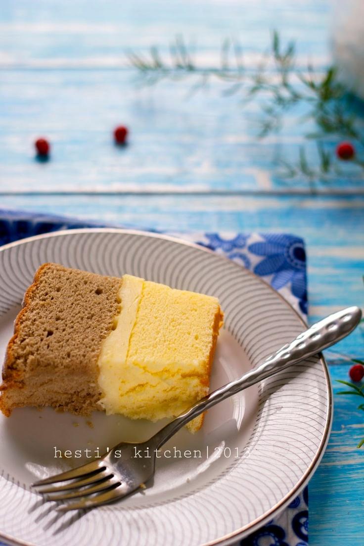 HESTI'S KITCHEN : yummy for your tummy...: Tiramisu Cotton Cake