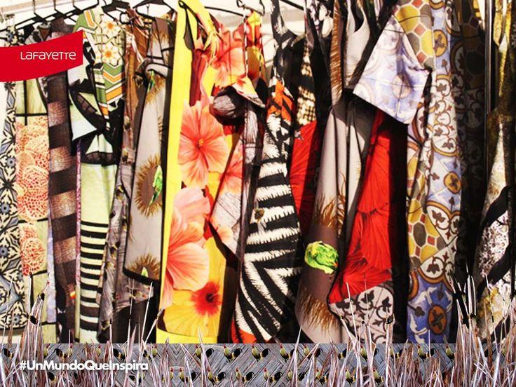#UnMundoQueInspira #Prints #Fashion
