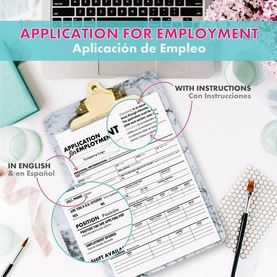 Best 25+ Job application template ideas on Pinterest Resume - Application Template