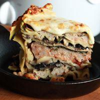 Alton Brown's Slow Cooker Lasagna!