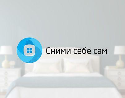 "Check out new work on my @Behance portfolio: ""Концепт логотипа ""Сними себе сам"""" http://on.be.net/1Oq0JSg"