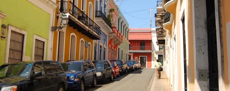 San Juan, Puerto Rico Favorite places