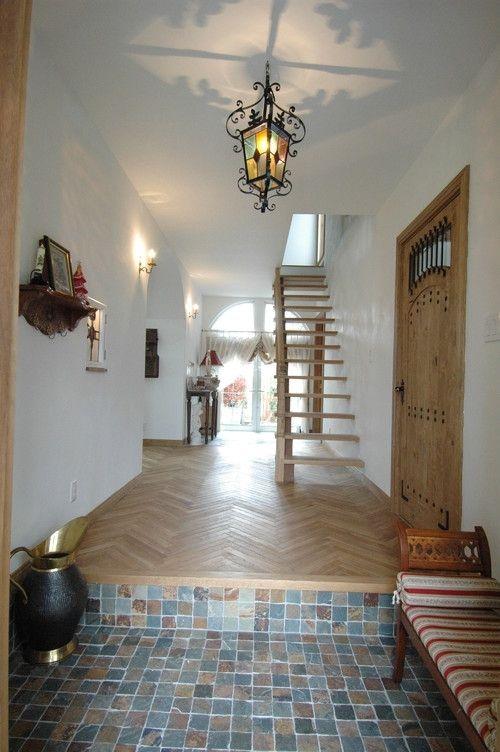 床の模様で部屋が変わる。ヘリンボーンで作られた素敵な床のある空間 - Yahoo! BEAUTY