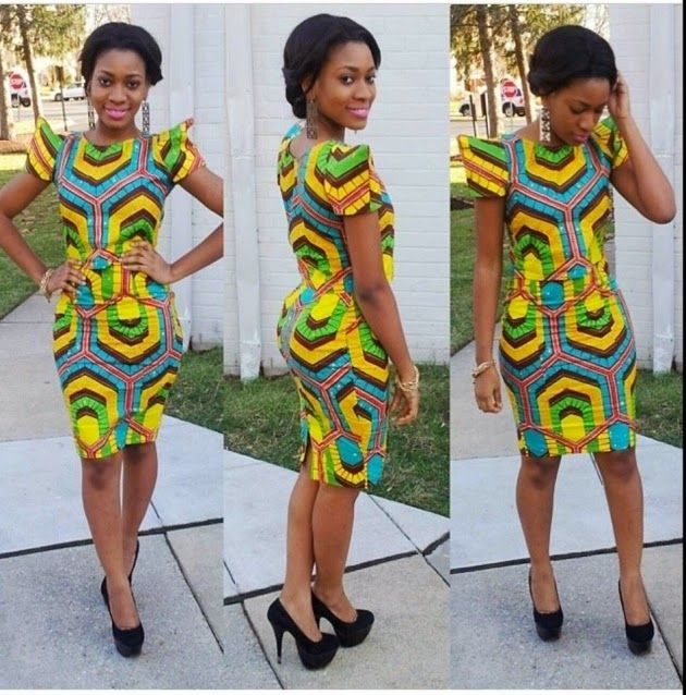 Http Www Dezangozone Com 2015 03 Beautiful Ankara Short