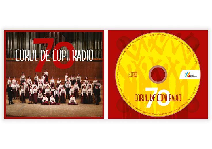 Corul de Copii Radio – 70, Editura Casa Radio (2015)