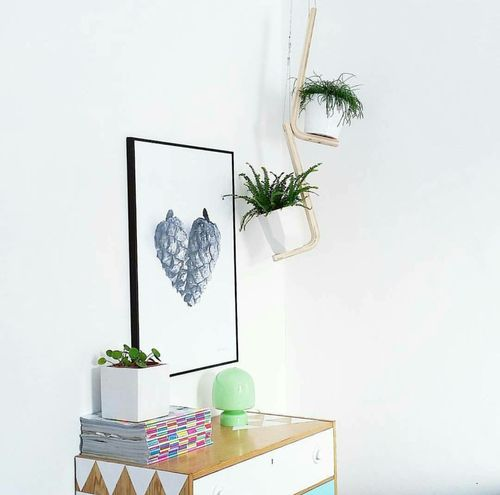 Ikeahack - amplar av pallben