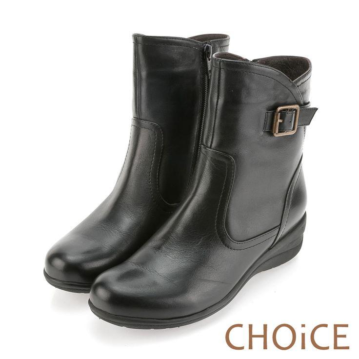 https://tw.buy.yahoo.com/gdsale/CHOiCE-個性復古-真皮皮帶釦環低跟短靴-黑色-5465704.html