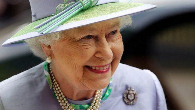 Královna Alžběta II.Královna Alžběta II.