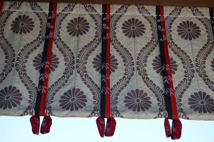 Temple fabric