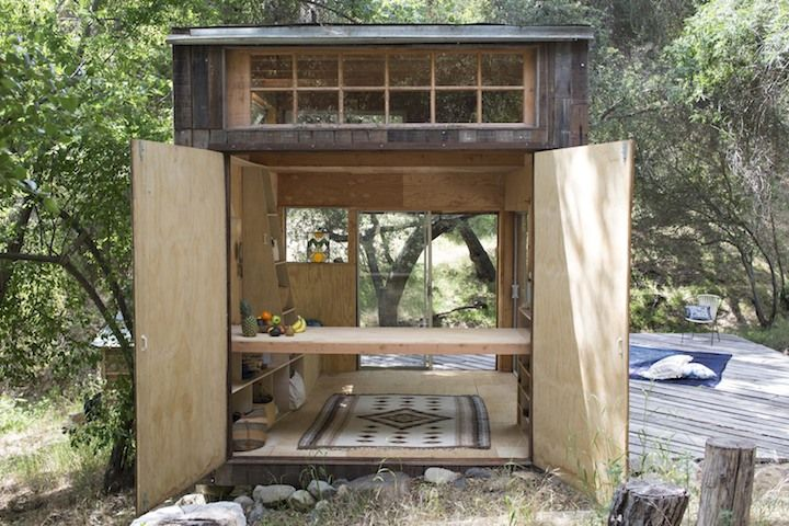 Topanga Cabin by Mason St. Peter | iGNANT.de