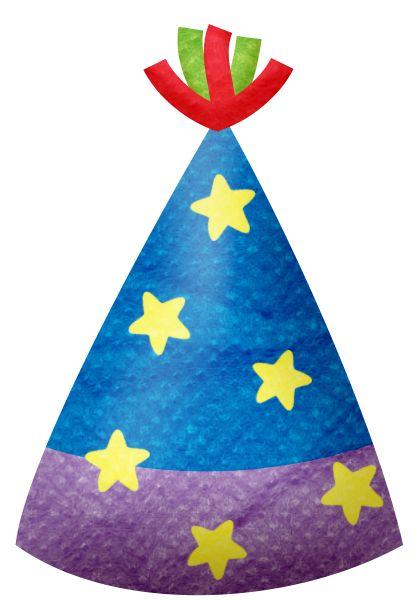 gorrito de cumpleaños animado - Buscar con Google