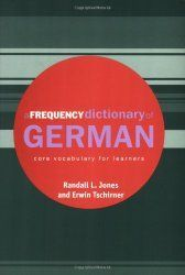 Words 1-100  101-200   201-300   301-400   401-500 Source: A Frequency Dictionary of German. Core Vocabulary for Learners 201. brauchen (verb) to need 202. folgen (verb) to follow 203. lernen (verb) to learn 204. Ende, das, -n (noun) end…Read more ›