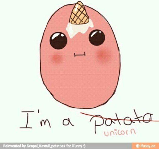 2048 Kawaii Potatoes!!