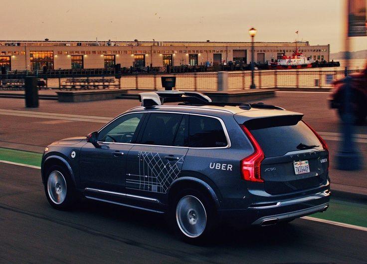 Voiture autonome : Uber suspend ses tests suite à un accident