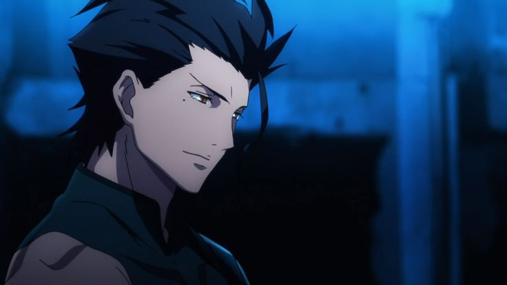 Fate Zero - Lancer. To be clear, I am aware of the actual tale pertaining to Diarmuid Ua Duibhne, and he was a bit of a scoundrel, but this show portrayed him as this wonderful gentleman. I adore the Lancer Diarmuid.