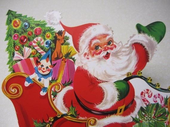 22 Best Retro Christmas Decor Images On Pinterest Retro