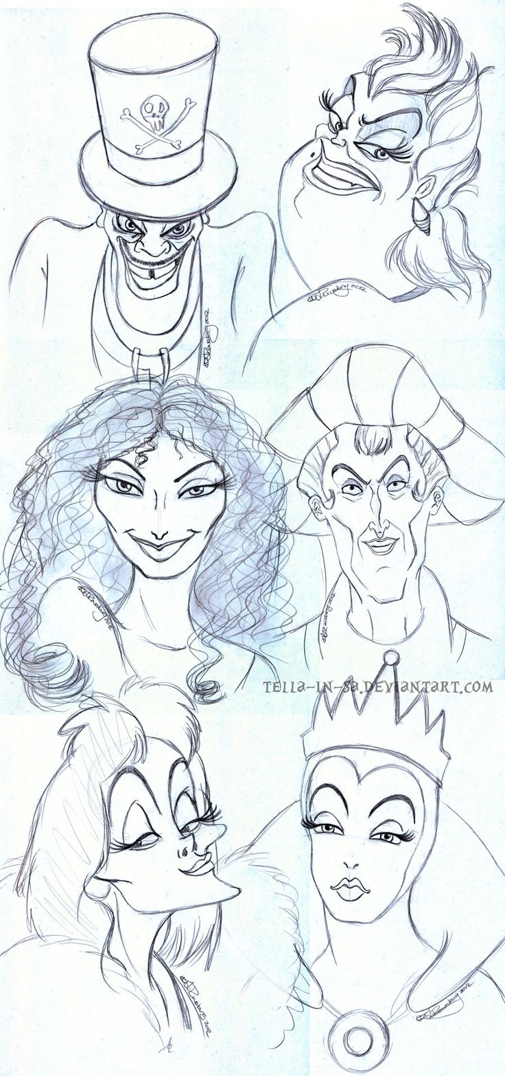 Portrait+of+a+Villain:+Sketch+Dump+1+by+Tella-in-SA.deviantart.com+on+@deviantART