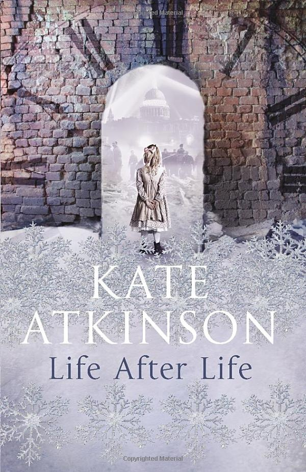 Have heard amazing things about this book - desperately want to read it! Life After Life: A Novel by Kate Atkinson - tam