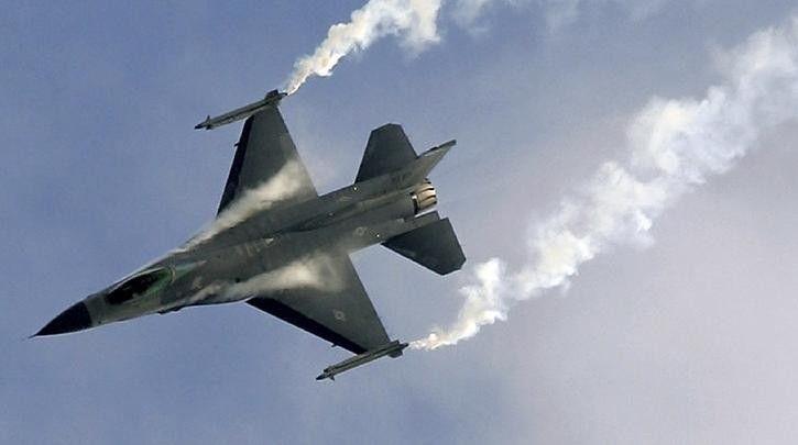 Αμερικανικό F-16 συνετρίβη έξω από την Ουάσιγκτον: Ένα αμερικανικό μαχητικό αεροσκάφος F-16 συνετρίβη σήμερα κοντά στην αεροπορική βάση…