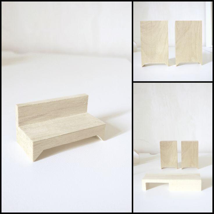 les 25 meilleures id es de la cat gorie maison de poup e en bois sur pinterest diy maison. Black Bedroom Furniture Sets. Home Design Ideas