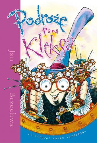 Podróże Pana Kleksa - Książki dla Dzieci, Czas Dzieci