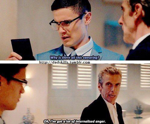 Doctor Who. Twelve. 8x11 Dark Water