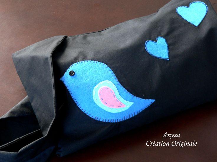 bag lovely, fait par Annie