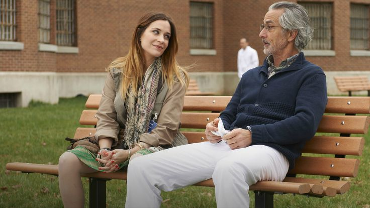 Alphas- Dannielle Rosen (Kathleen Munroe) and Dr. Lee Rosen (David Strathairn) in the opening moments of Season Two...