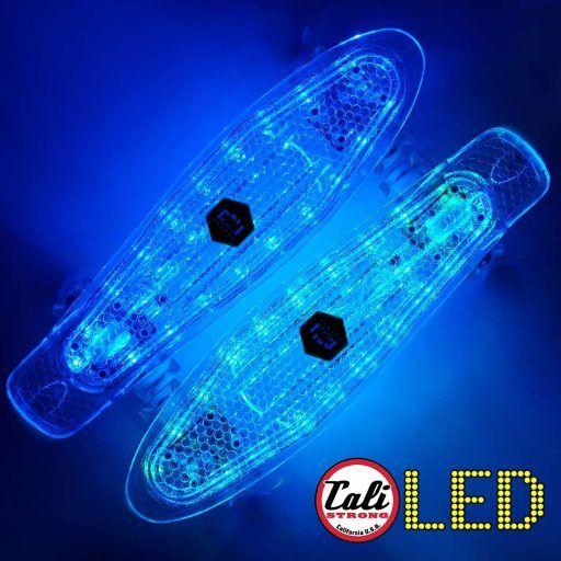 CALI Strong LED Light Skateboards & LED Light Wheels