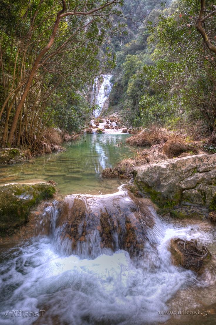 Waterfall Messinia!