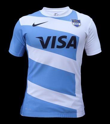 Así es la nueva camiseta de Los Pumas - canchallena.com
