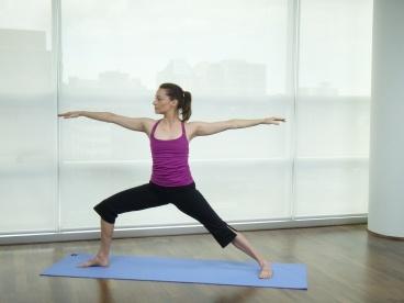 virabhadrasana ii warrior pose ii benefits opens hips