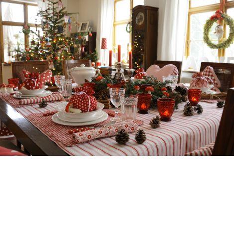 Christmas table - Weihnachtstisch