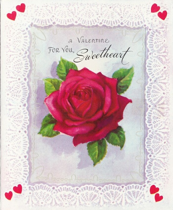 valentine's day greeting cards with messages