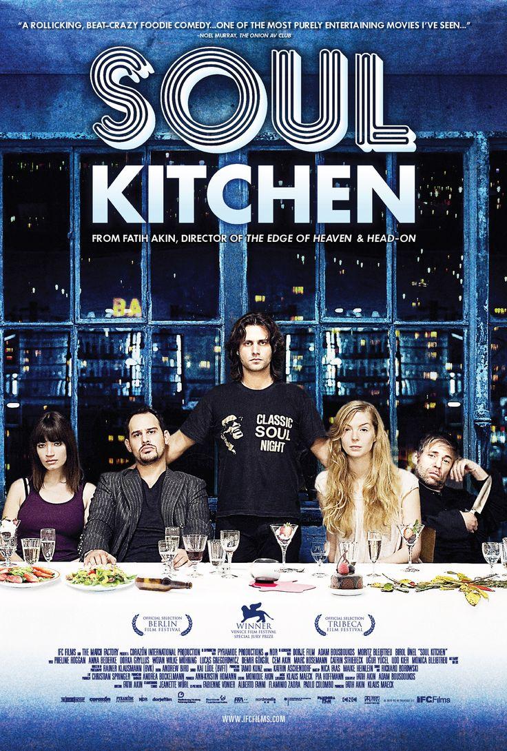 """ESTA TARDE!!!!Cine Alemán en Noviembre """"Recordar para no Olvidar"""". Sala de Exposiciones UCSC, Caupolicán 459. Entrada liberada. Viernes 22 de noviembre. 20.00 hrs.Films: """"Soul Kitchen"""", Director: Fathi Akin - 1982."""