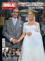 Hola! Magazine [Spain] (1 September 2010)