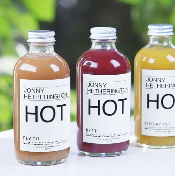 #DidYouKnow you get a free hot sauce trio shipped to your door when you order the Skype Cooking Lesson? #1on1 Order here: https://www.kickstarter.com/projects/919123256/jonny-hetherington-habanero-hot-sauce-trio #JonnyHetheringtonEssentials #hotsauce #habanerosauce #habanero #beet #peach #pineapple #spicy #hot #ArtOfDining #Vancouver #cooking #chef #food #foodporn #autumn #yummy #heat #vegan #skype #crowdfunding #kickstarter #cookinglessons