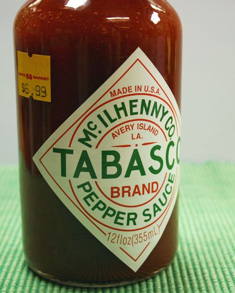 Tabasco sauce (Recipe: Arlo's Saskatchewan chicken jambalaya) - The Perfect Pantry®