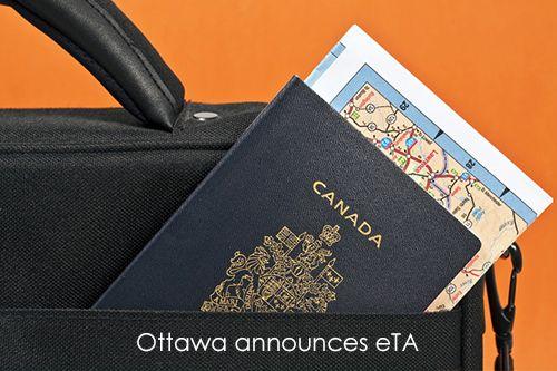 New Short-term Measures Prior To Closing Of eTA's Leniency Period -Canada