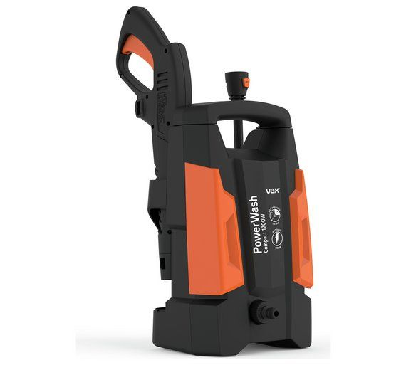 Buy Vax Powerwash Compact Pressure Washer - 1700W at Argos.co.uk - Your Online Shop for Limited stock Home and garden, Limited stock clearance.